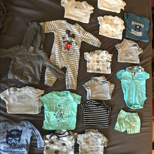 Other - 3 - 6 Month Baby Boy Lot